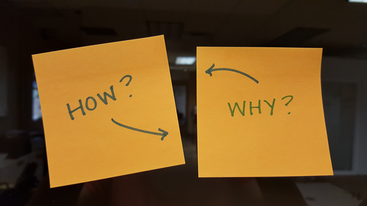 Post Its How and Why