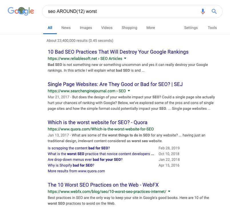 Google Advanced Search Operators: 50+ Google Search Commands