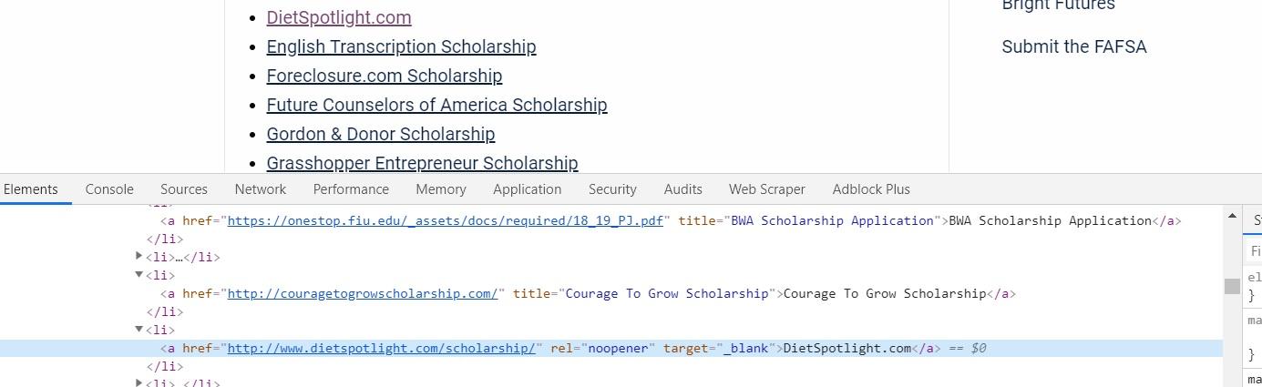 Does Scholarship Link Building Still Work?