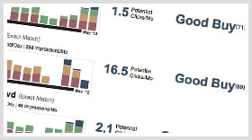 Adwords Advisor   SpyFu Recon PPC report and keyword tool
